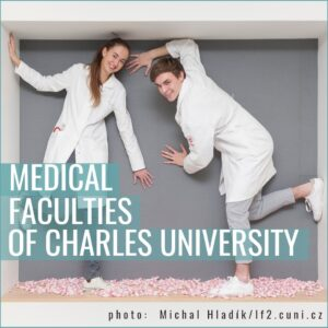 MEDICAL faculties charles university